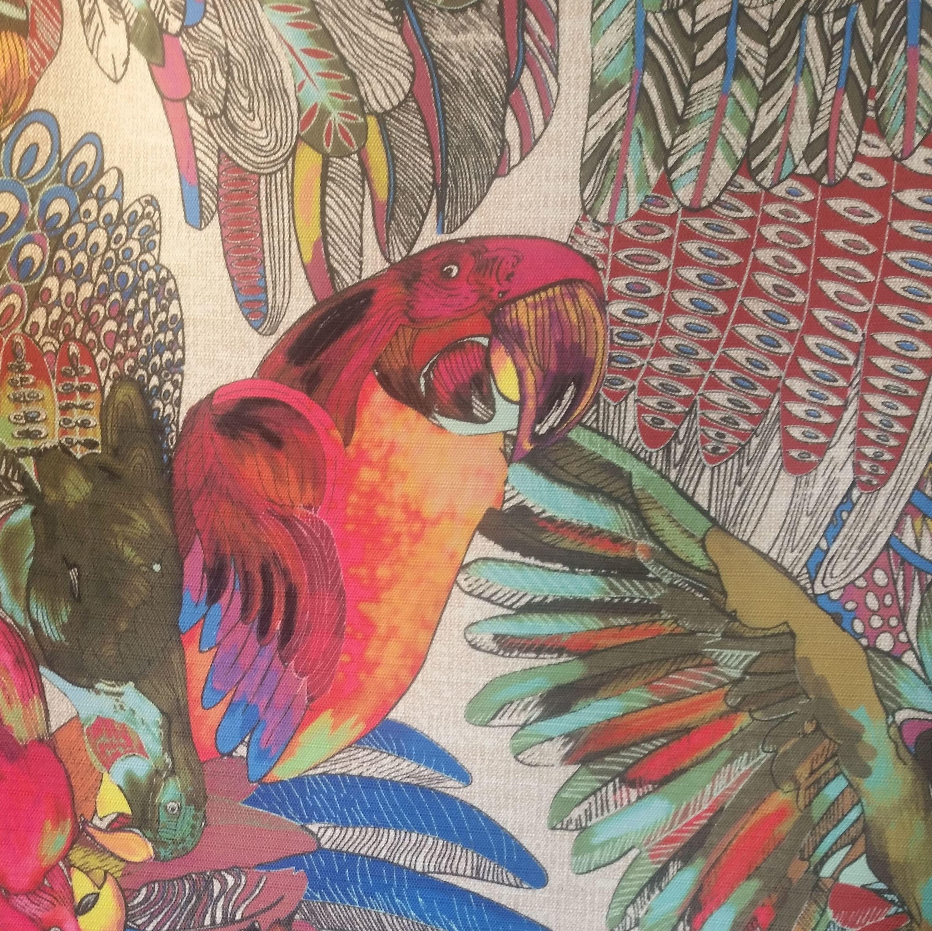 Foto 11 de decoraci n textil en madrid dise o textil - Telas tapiceria madrid ...