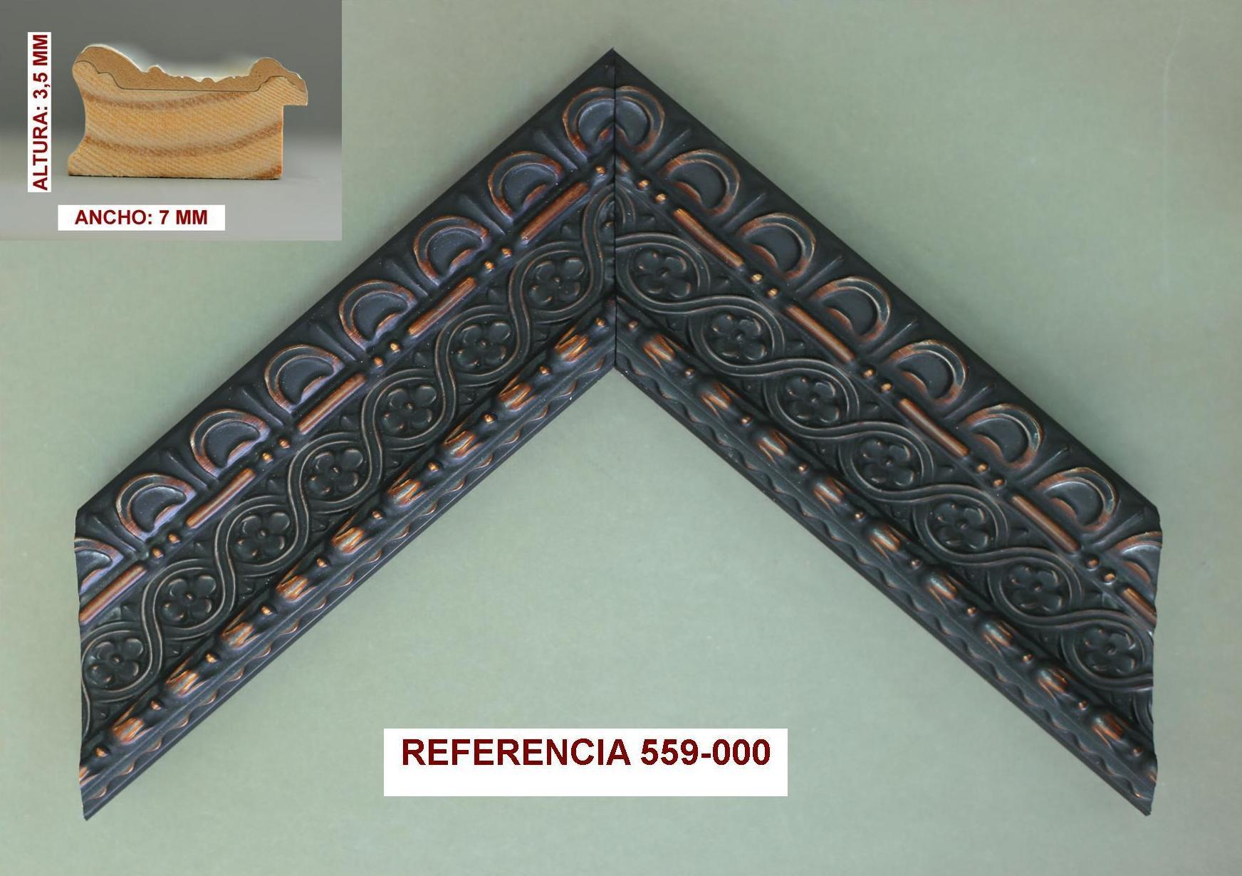 REF 559-000: Muestrario de Moldusevilla
