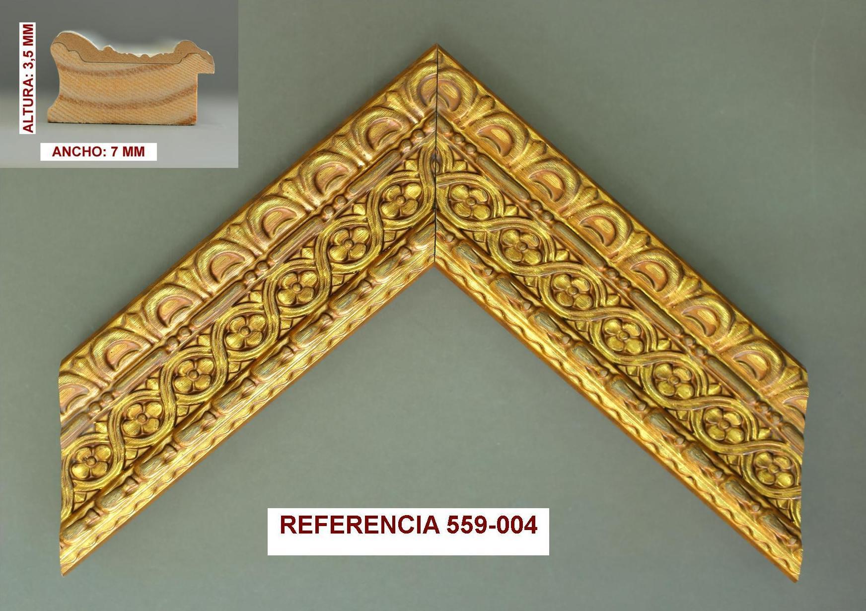 REF 559-004: Muestrario de Moldusevilla