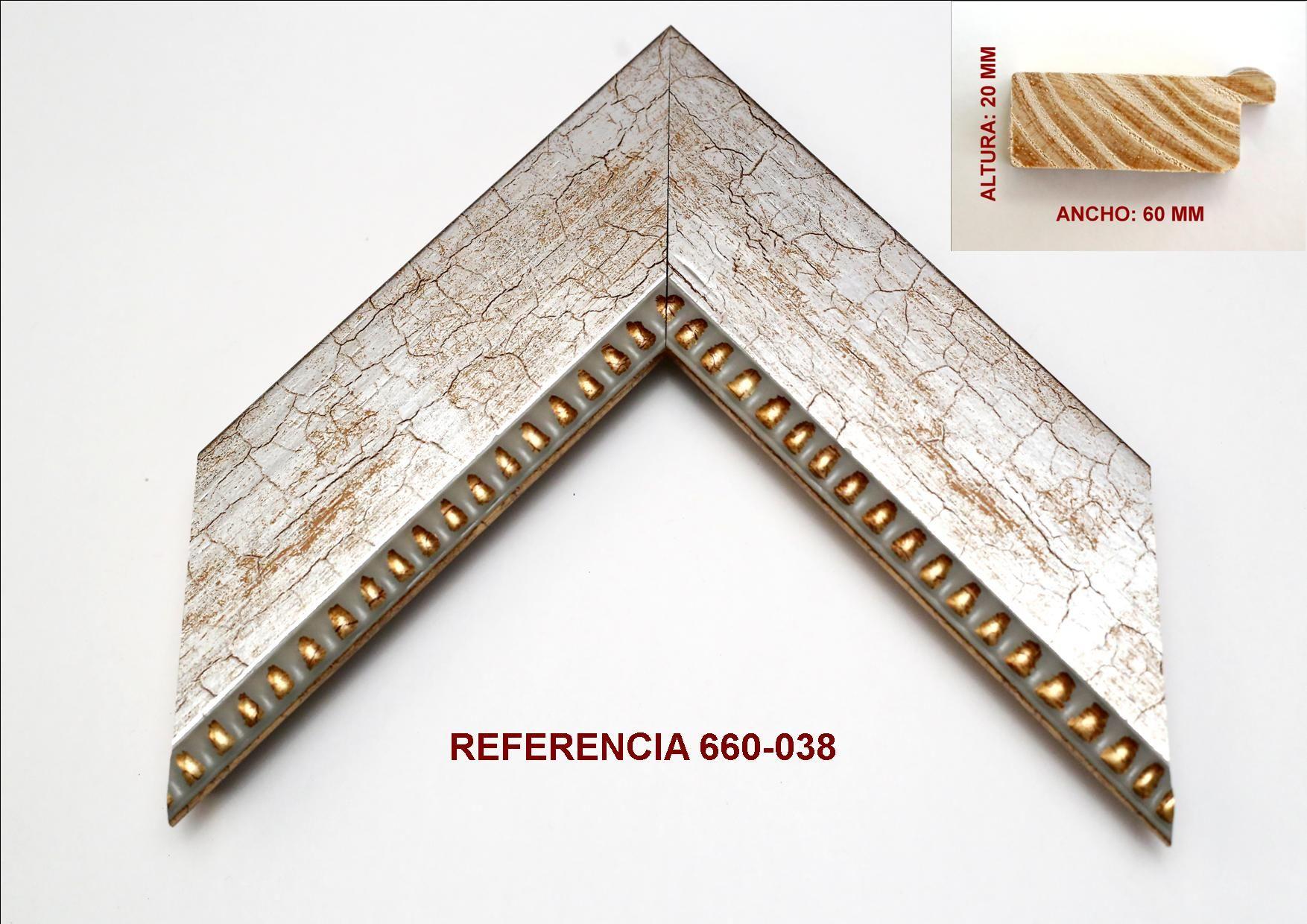 Referencia 660-038: Muestrario de Moldusevilla