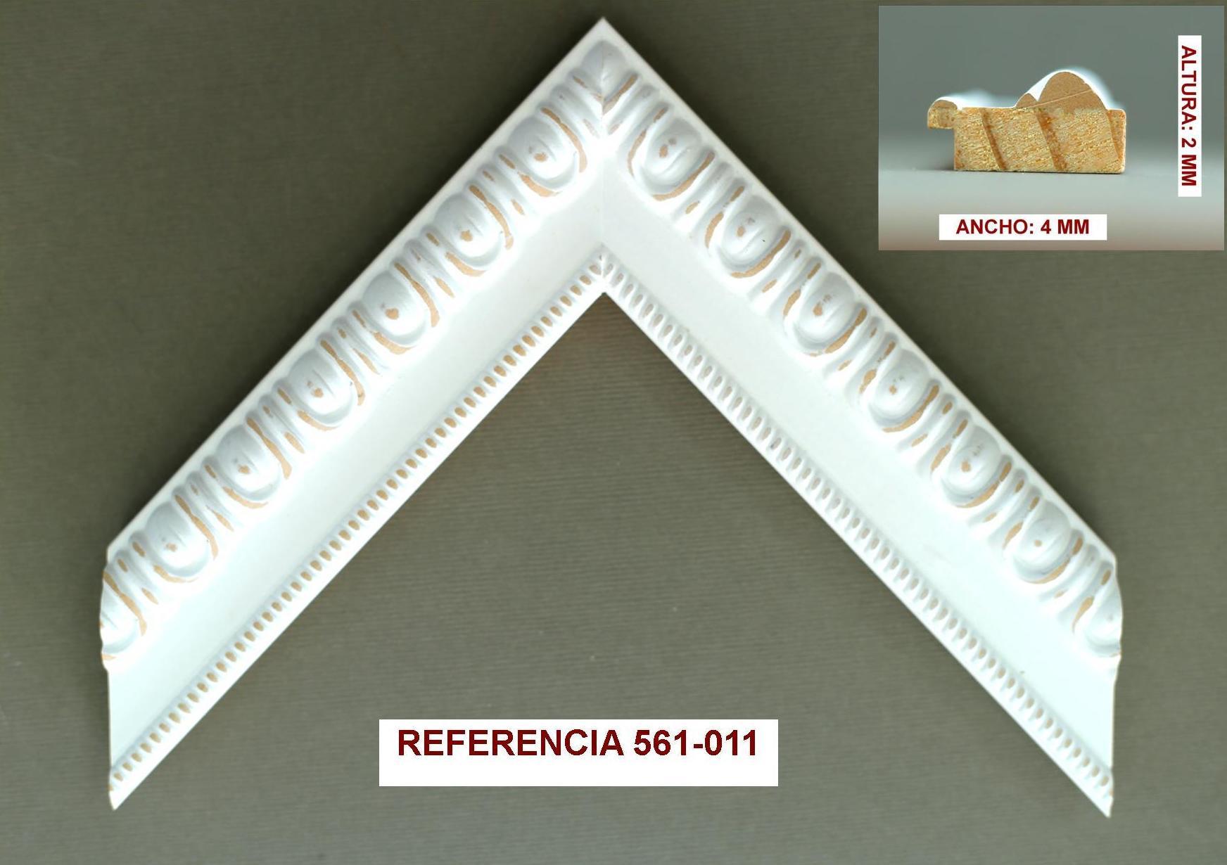 REF 561-011: Muestrario de Moldusevilla
