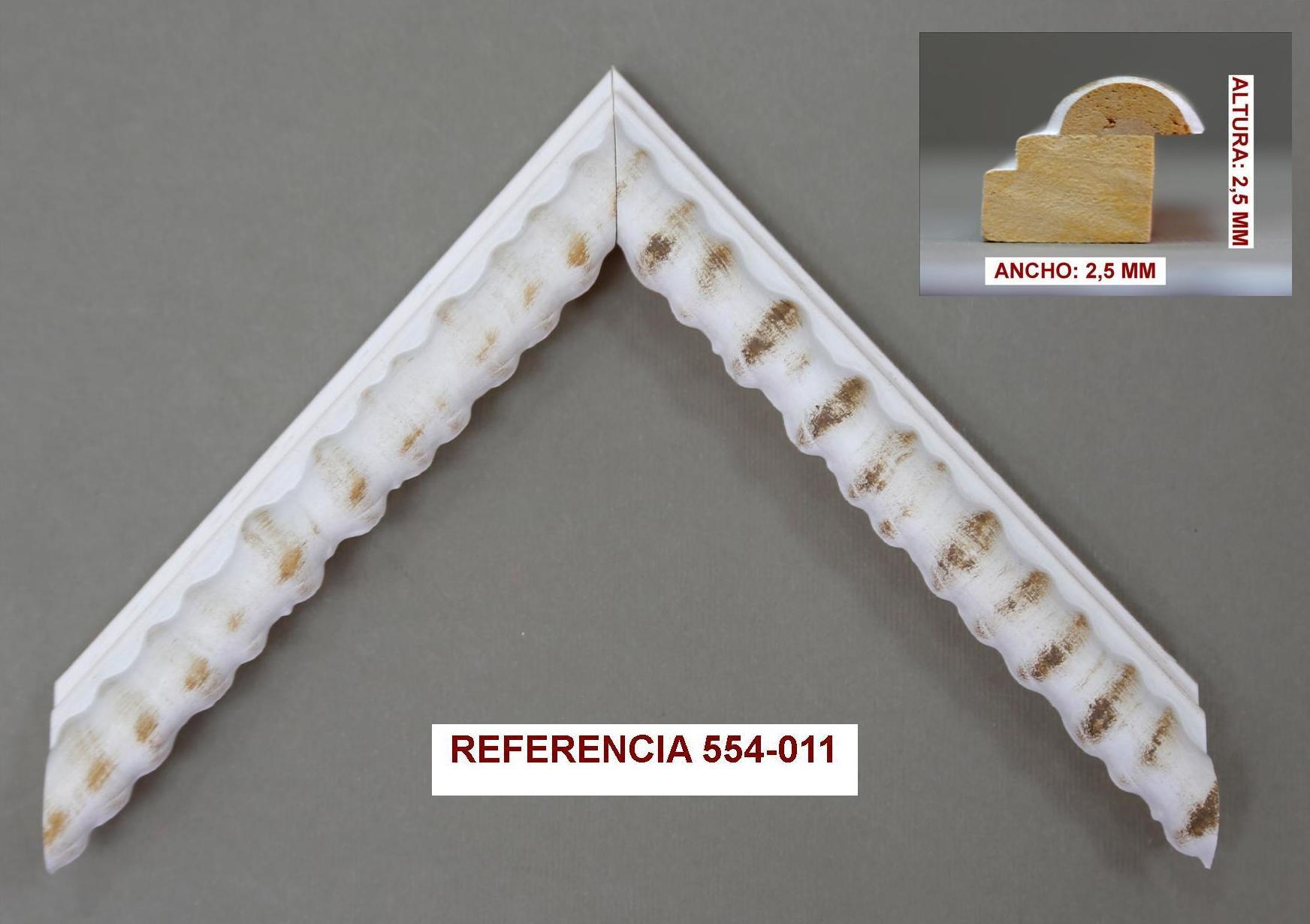 REF 554-011: Muestrario de Moldusevilla