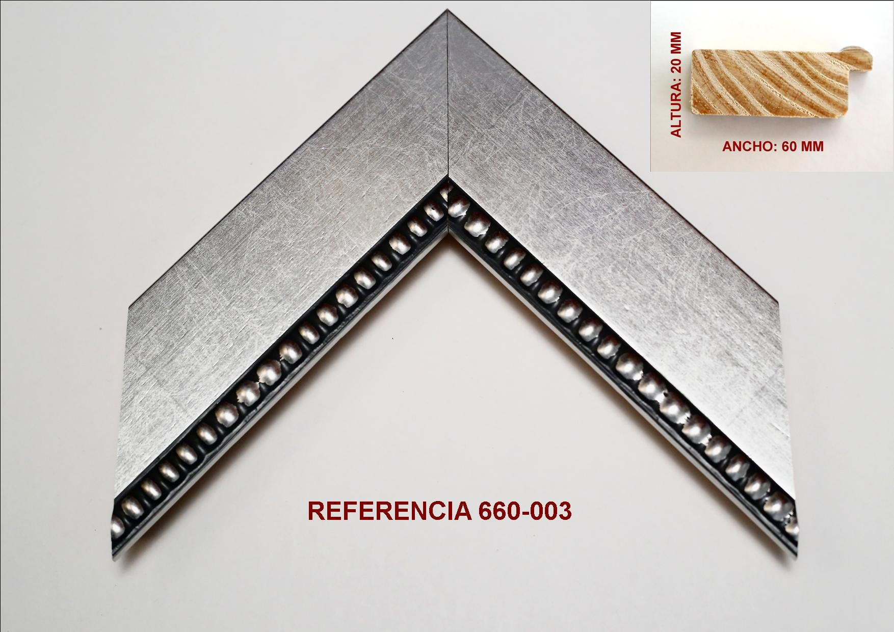 Referencia 660-003: Muestrario de Moldusevilla
