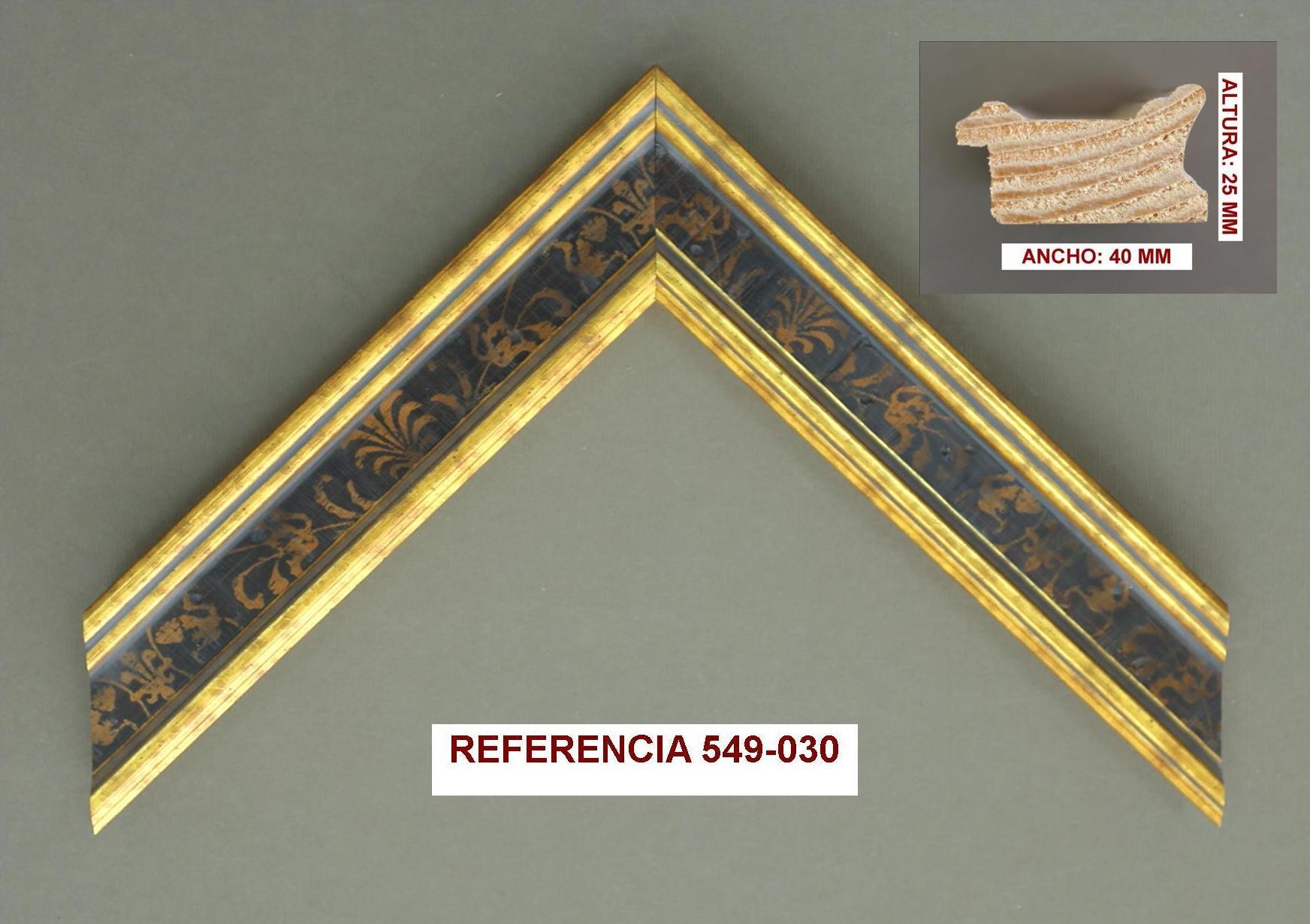 REF 549-030: Muestrario de Moldusevilla