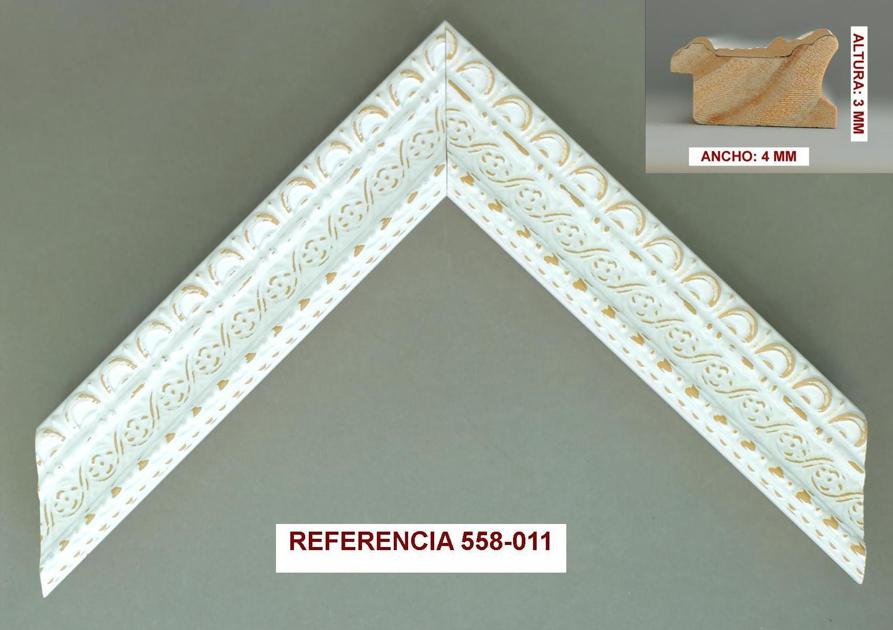 REF 558-011: Muestrario de Moldusevilla