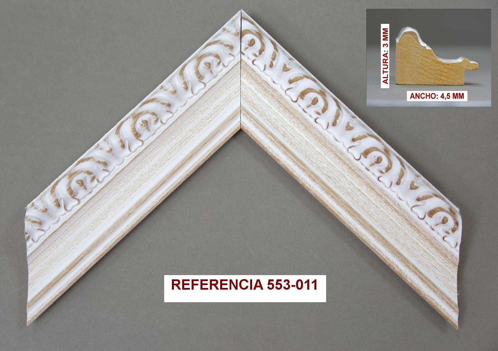REF 553-011: Muestrario de Moldusevilla