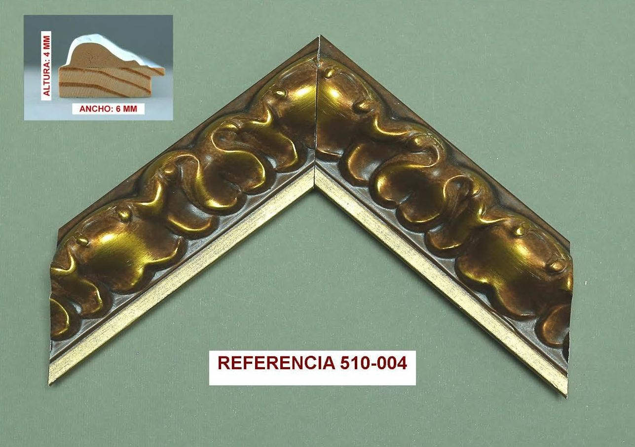 REF 510-004: Muestrario de Moldusevilla