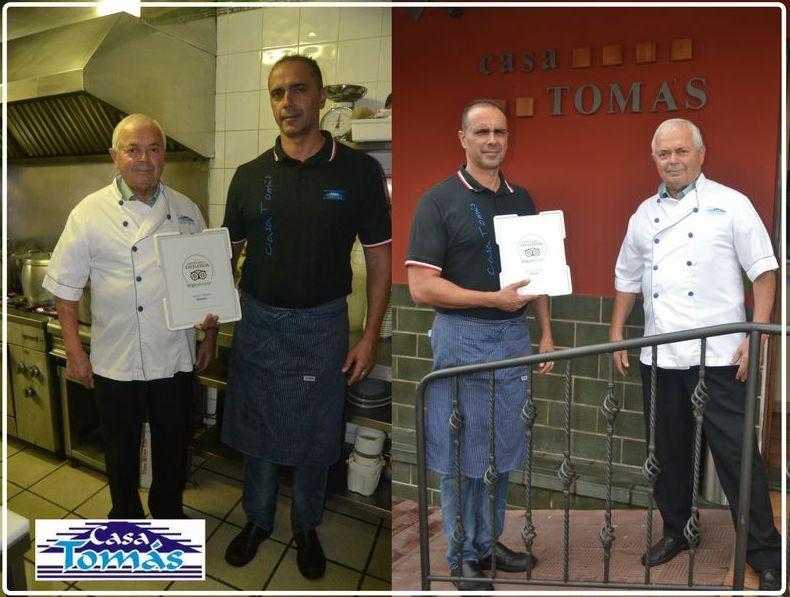 Foto 6 de Cocina canaria en Tegueste | Restaurante - Bodegón Casa Tomás