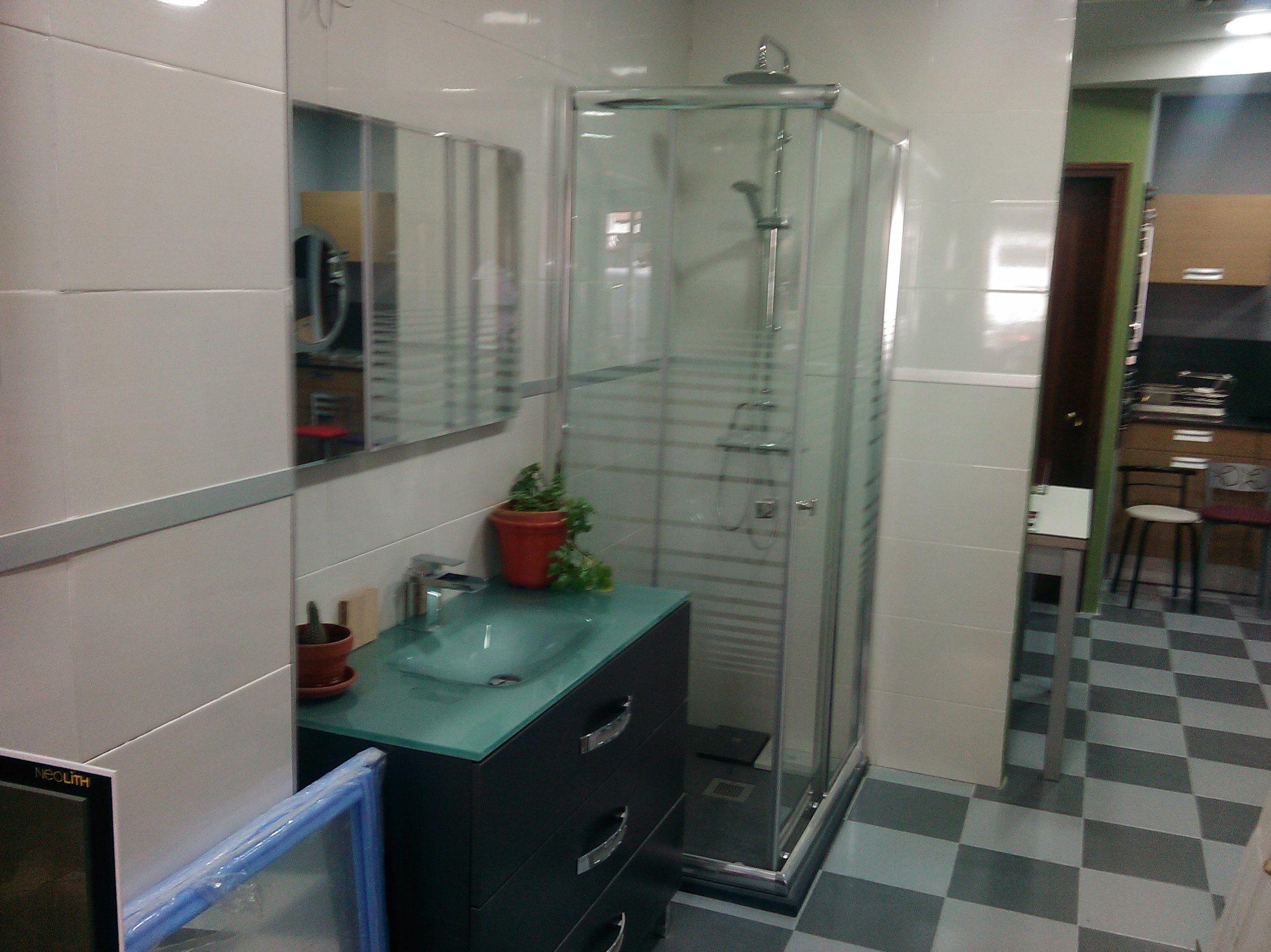 Grifo lavabo cascada columna termostática Ramón Soler Termojet