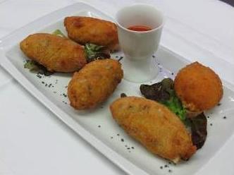 Restaurantes en Valencia\u002DCroquetas