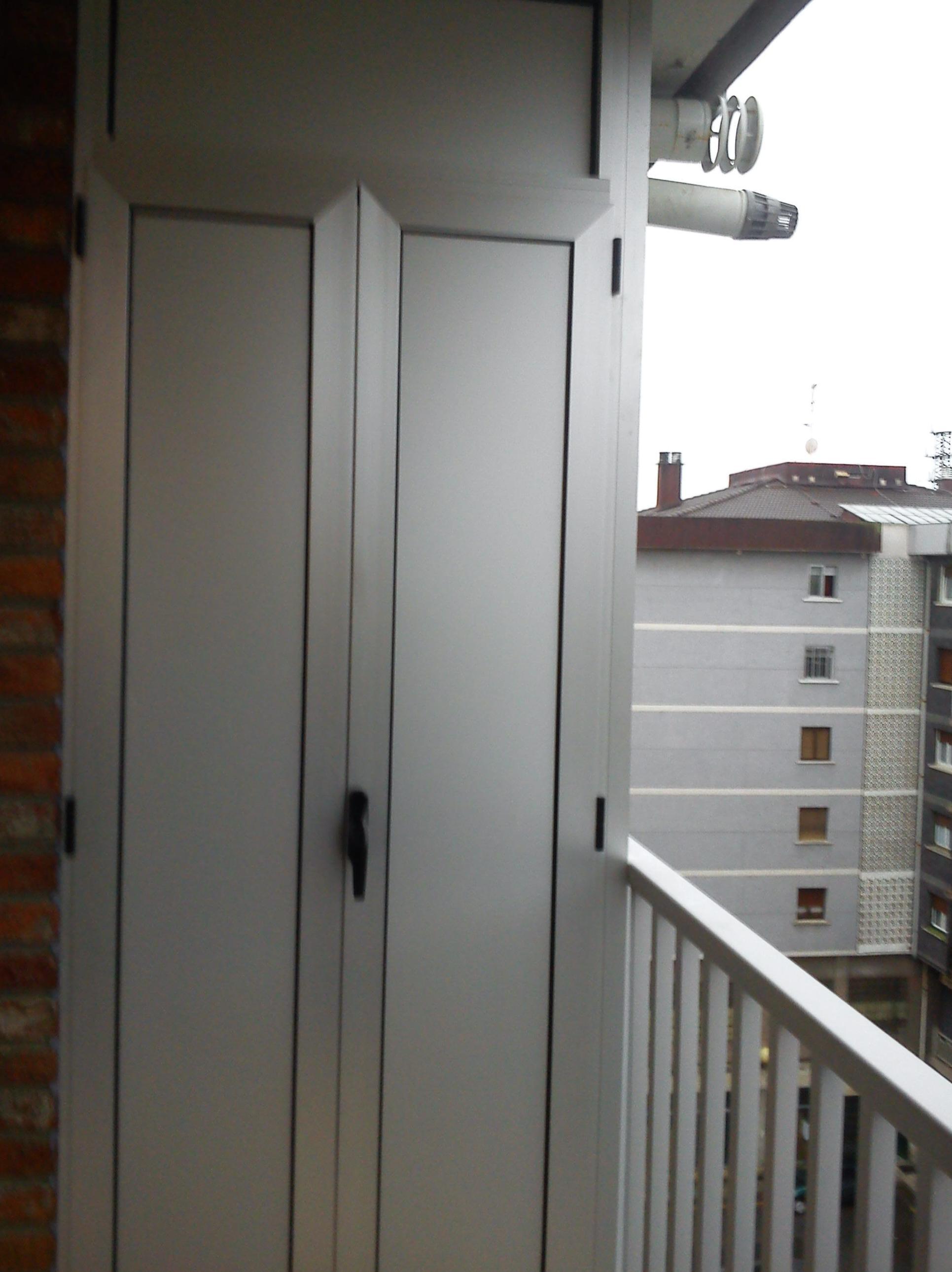 armarios de aluminio productos de aluminios larratxo