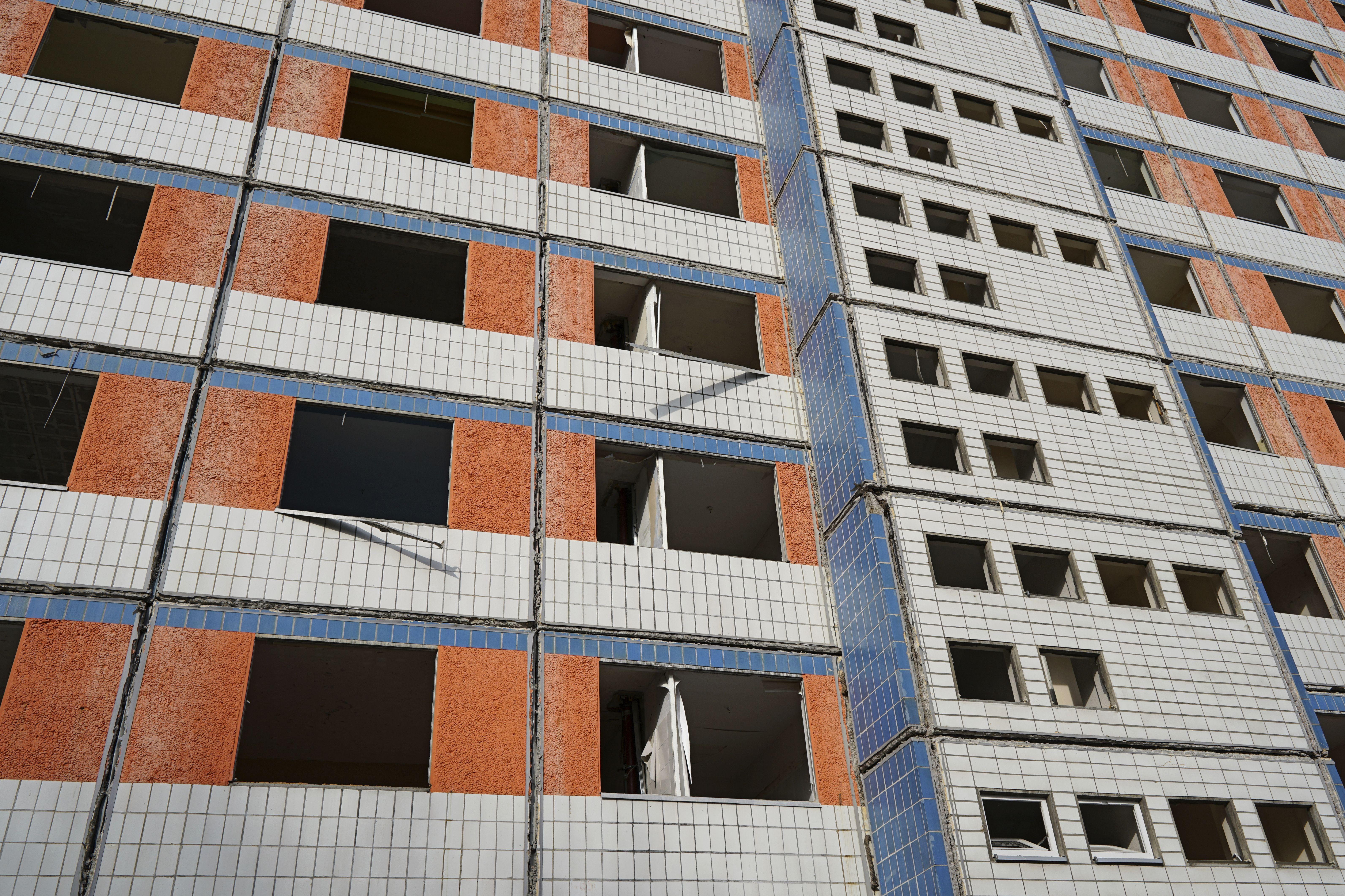 Fachadas: Servicios de Construcciones Patrivana