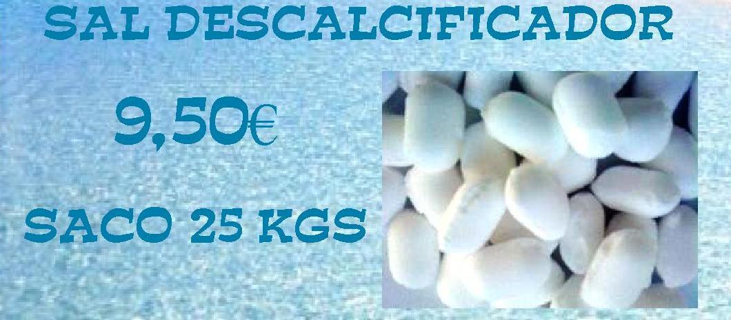 Sal especial para descalcificador 25 kgs nuestras ofertas - Sacos de sal para descalcificador ...