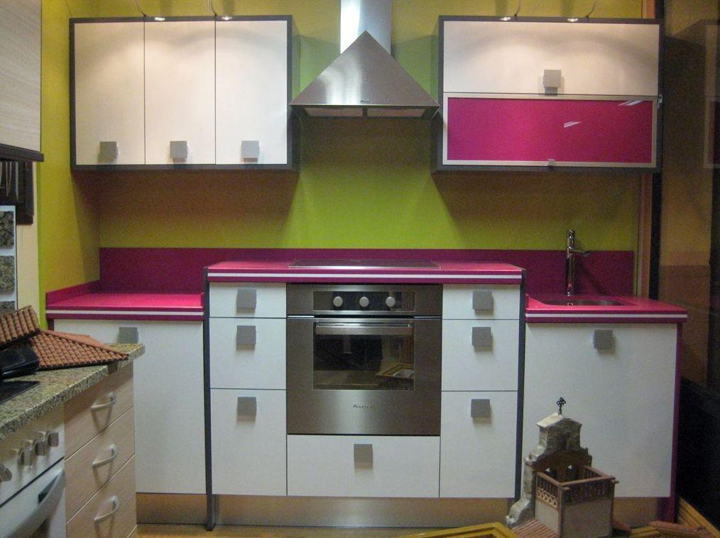Cocinas muy baratas la nevera siempre perfecta muebles for Cocinas muy baratas
