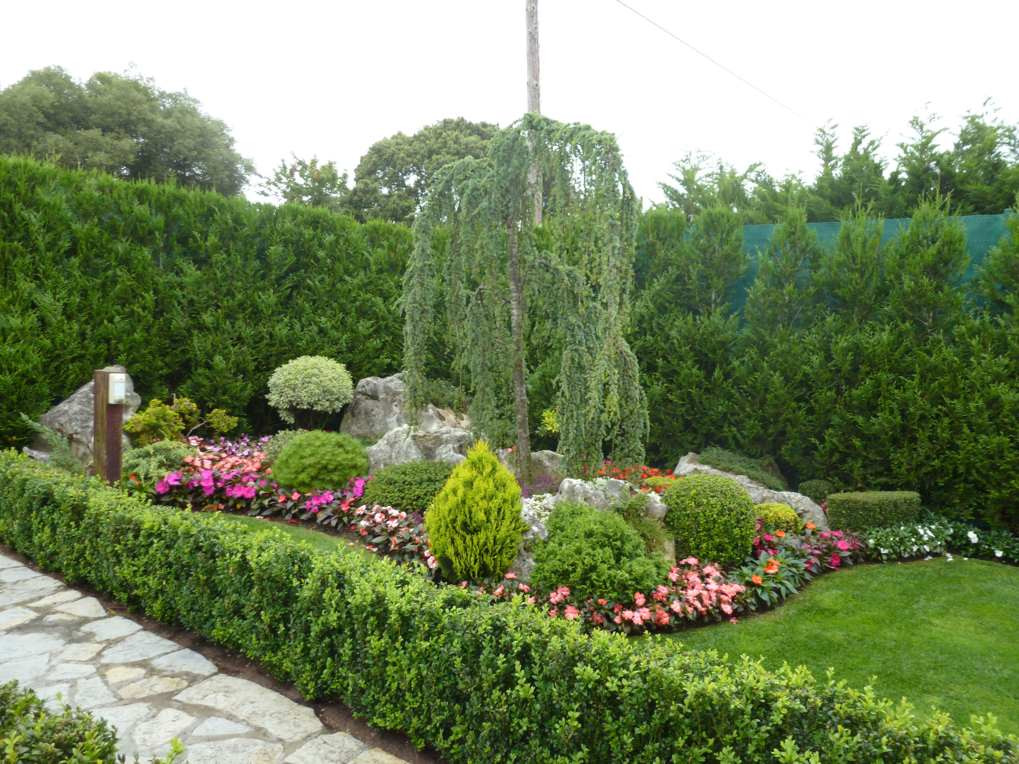 Creación y mantenimiento de jardines