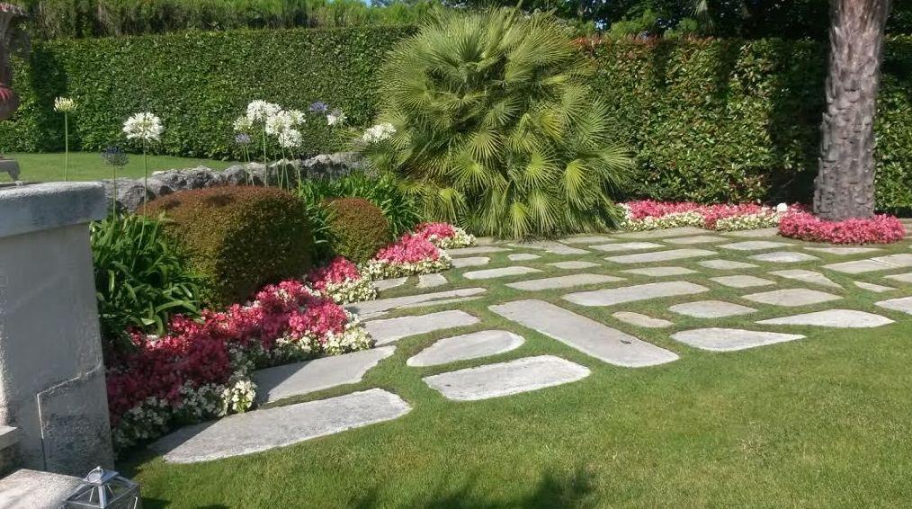 Diseño de jardines en Bizkaia