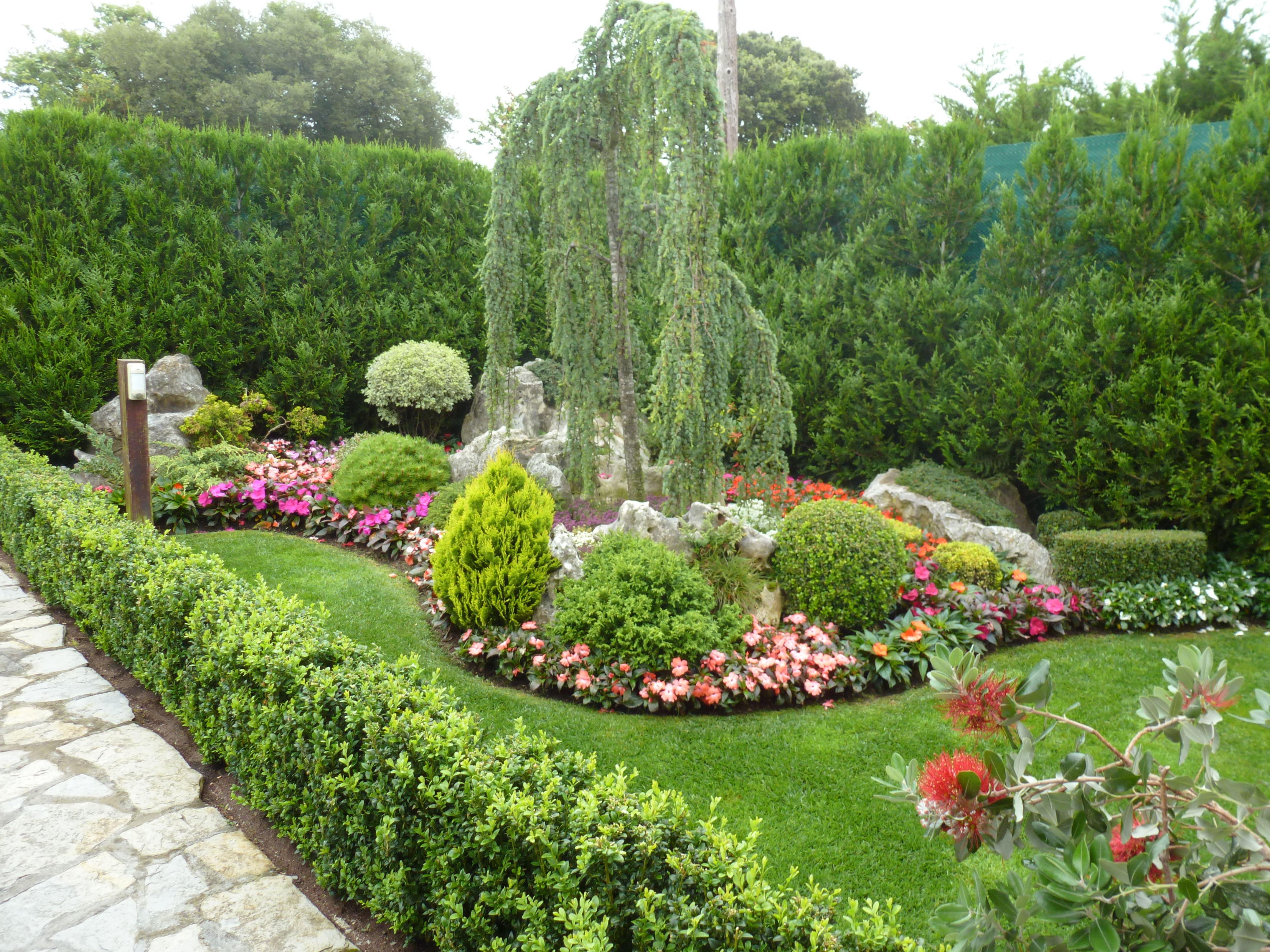 Foto 29 de Diseño y mantenimiento de jardines en Muskiz | Jardinería IGLE-MAN