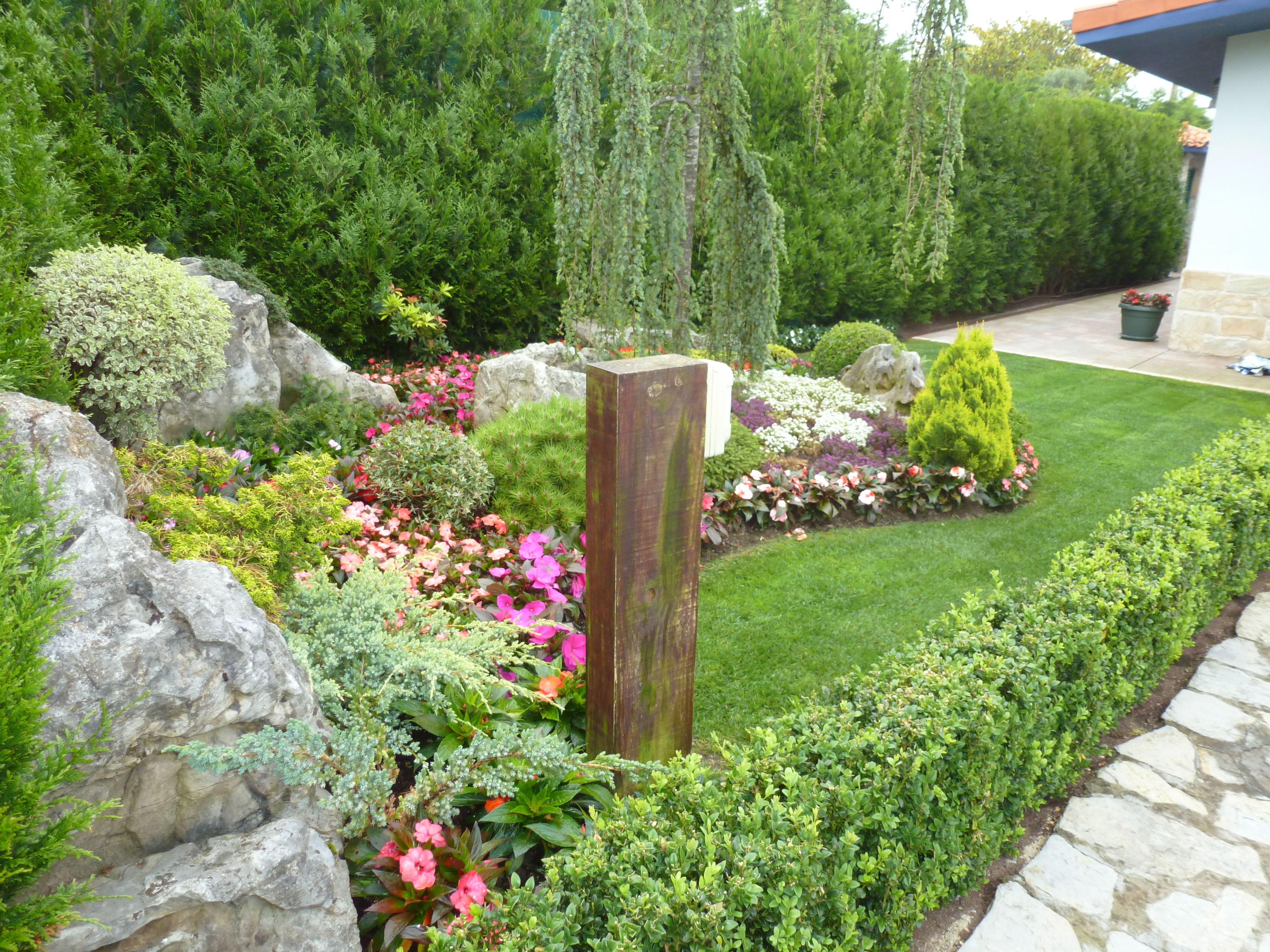 Foto 31 de Diseño y mantenimiento de jardines en Muskiz | Jardinería IGLE-MAN