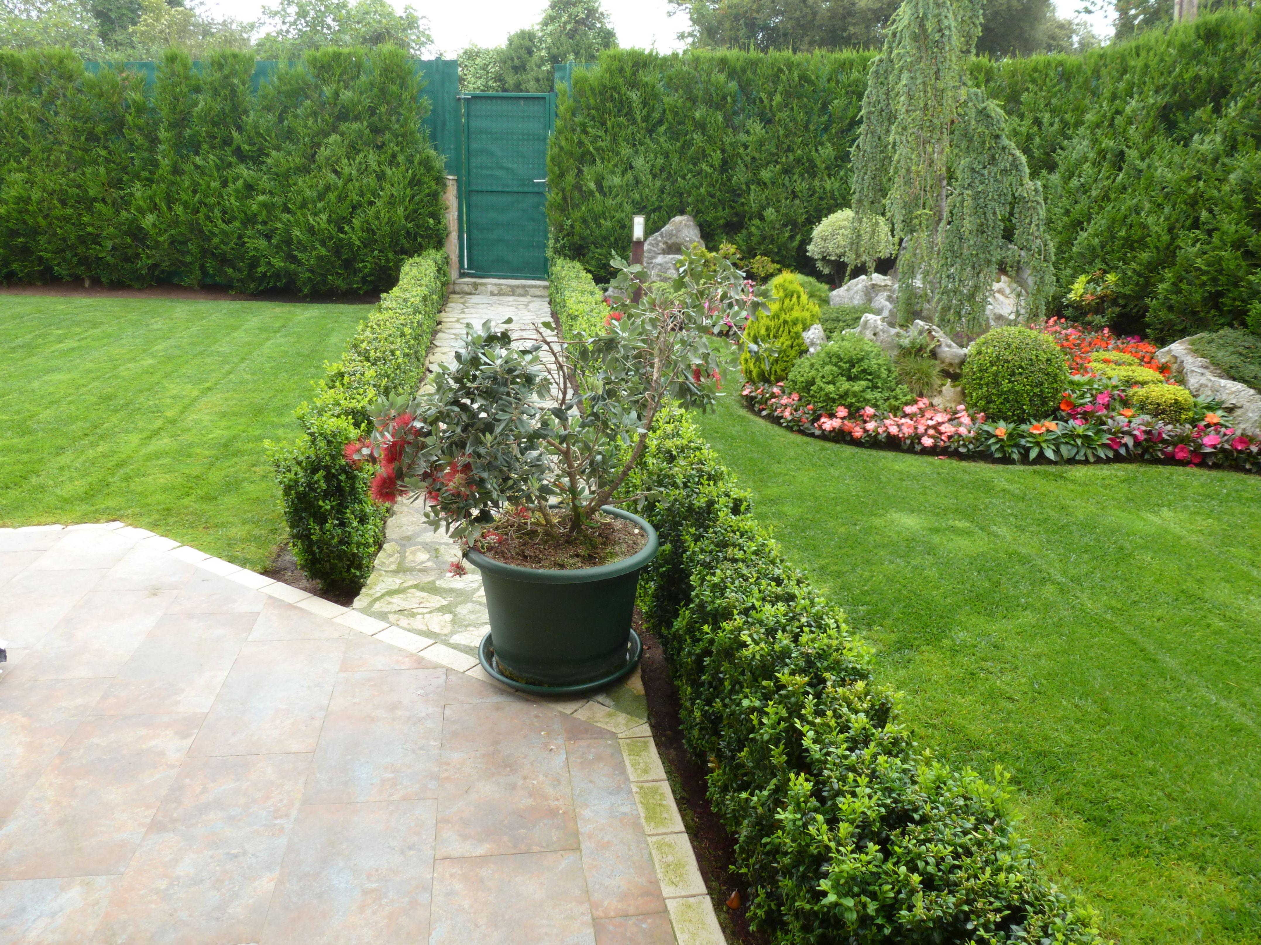 Foto 30 de Diseño y mantenimiento de jardines en Muskiz | Jardinería IGLE-MAN