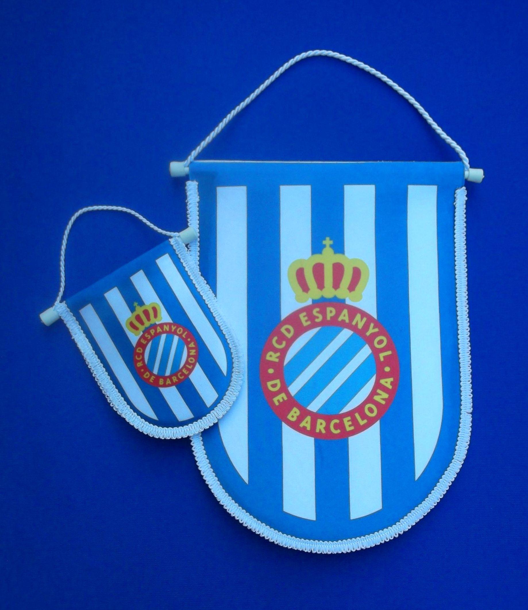 Banderin deportivo R.C.D. Español