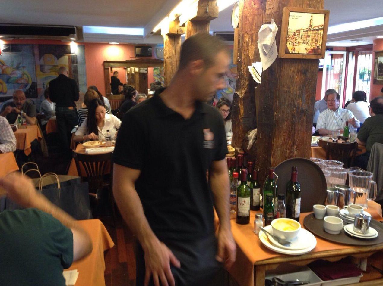 Foto 2 de Bares en Madrid   Restaurante Taberna Madrid - Madriz