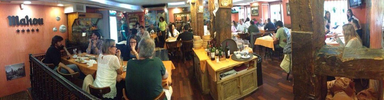 Foto 4 de Bares en Madrid | Restaurante Taberna Madrid - Madriz
