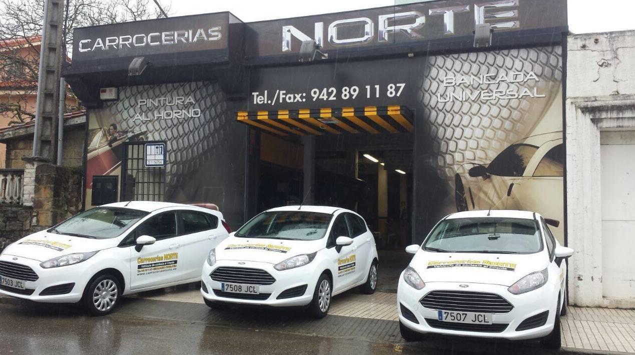 Otros Servicios: Nuestros servicios de Carrocerías Norte