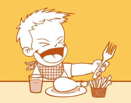 Menú infantil: Nuestros Productos de Asador Lucas