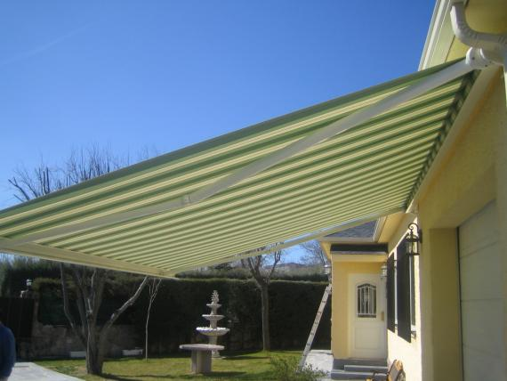 Toldos para terrazas en valencia con instalaci n al mejor - Precio toldos terraza ...