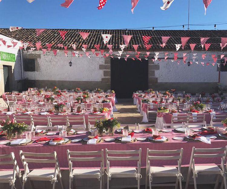 Catering para celebraciones en Segovia