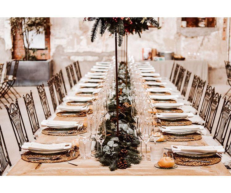 Profesionales de catering en Ávila