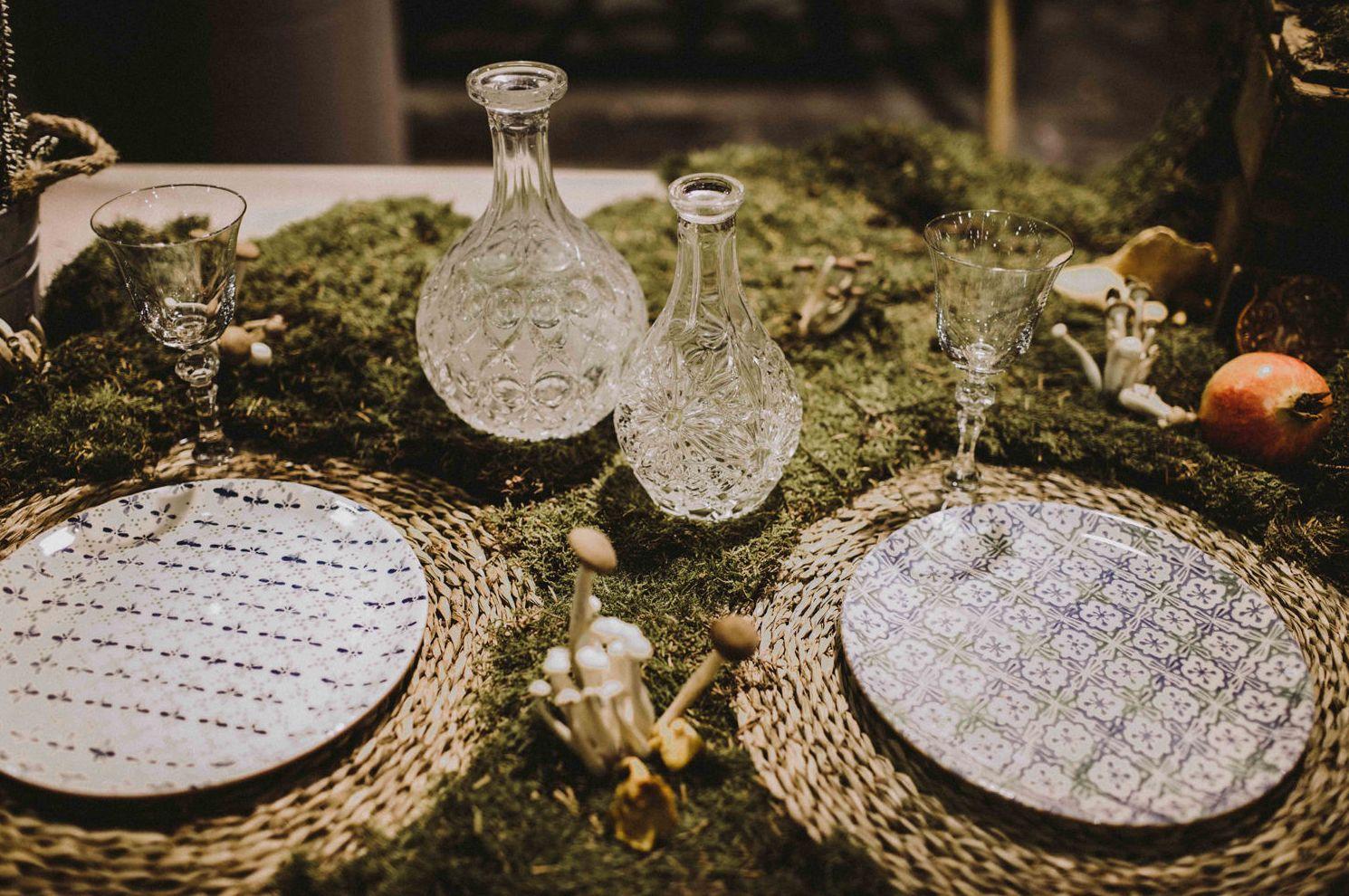 Catering para bodas en Segovia