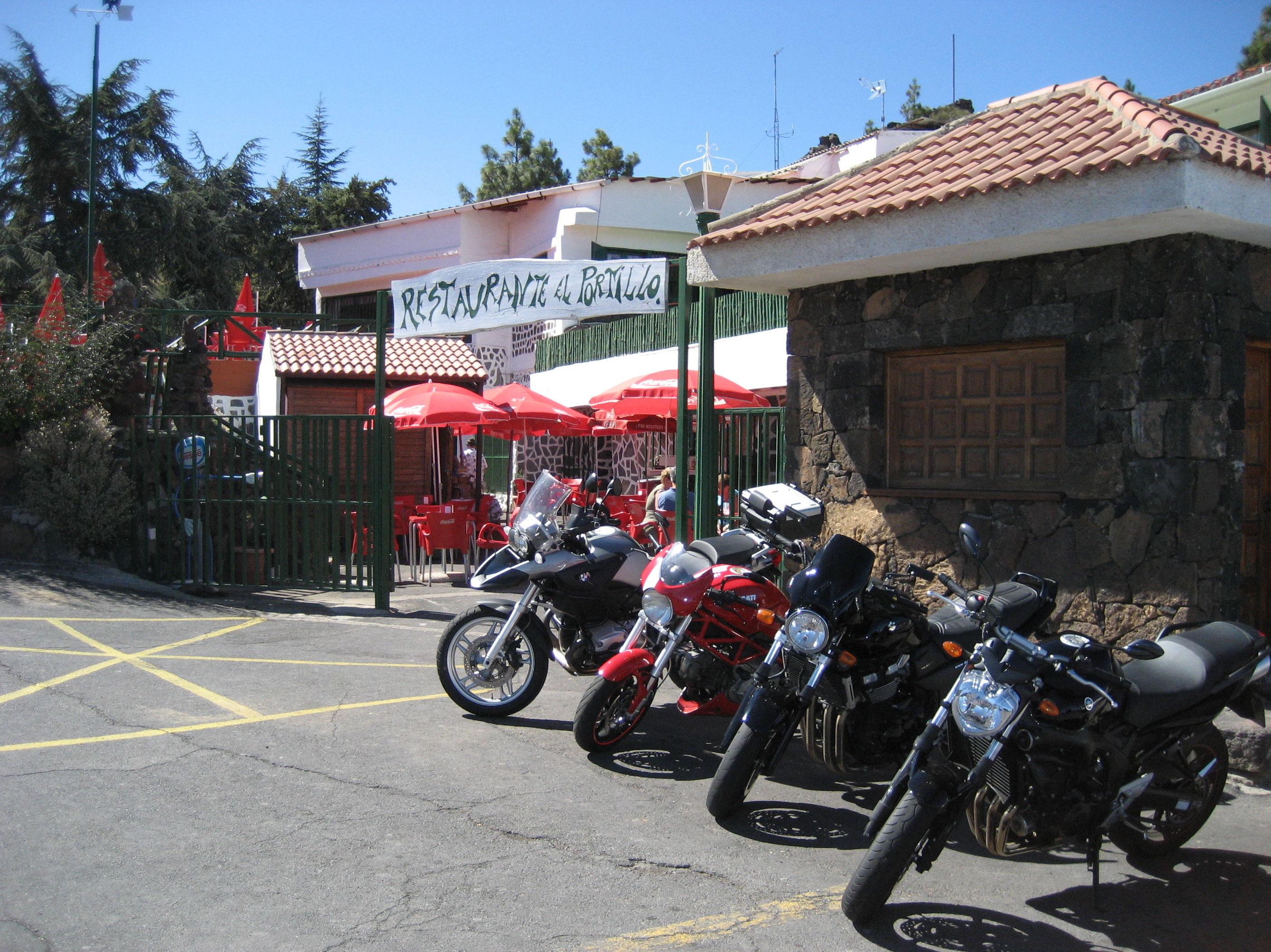 Restaurante para celebraciones, El Portillo