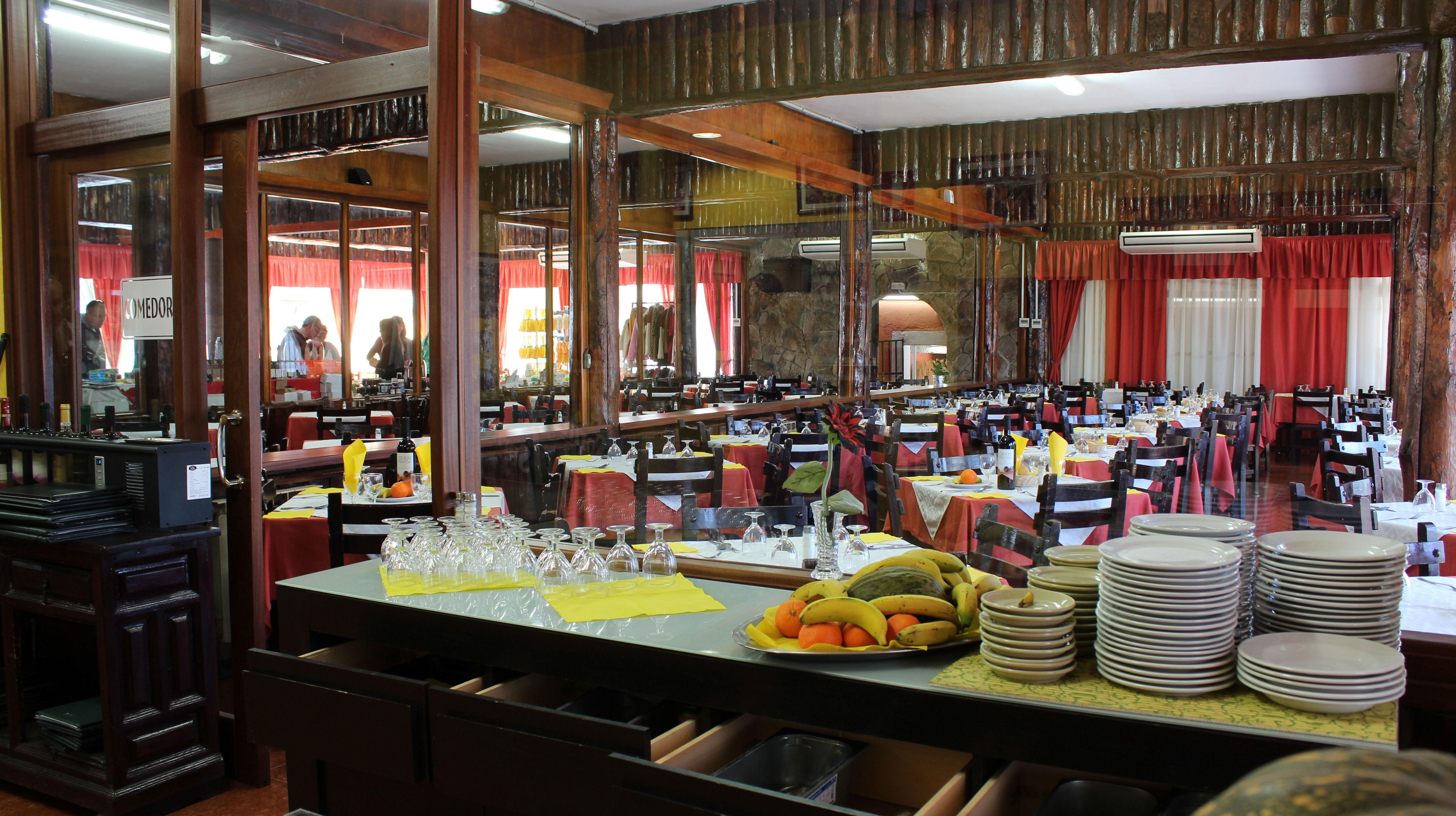 Restaurante para comer cerca del Teide