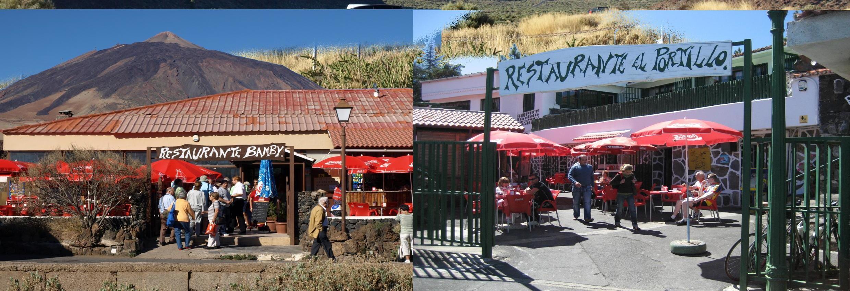 Los mejores restaurantes en Tenerife