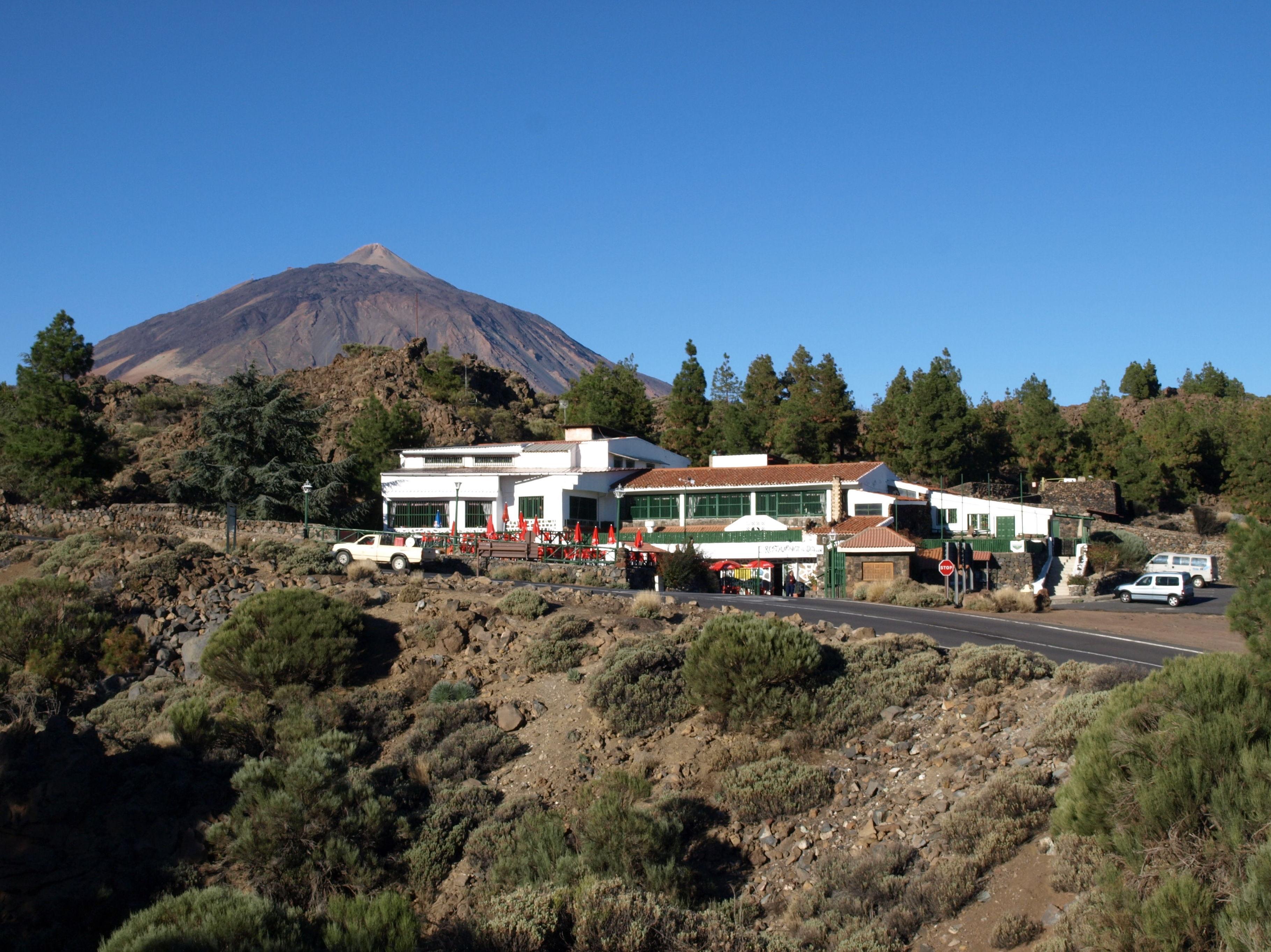 Entorno del restaurante El Portillo