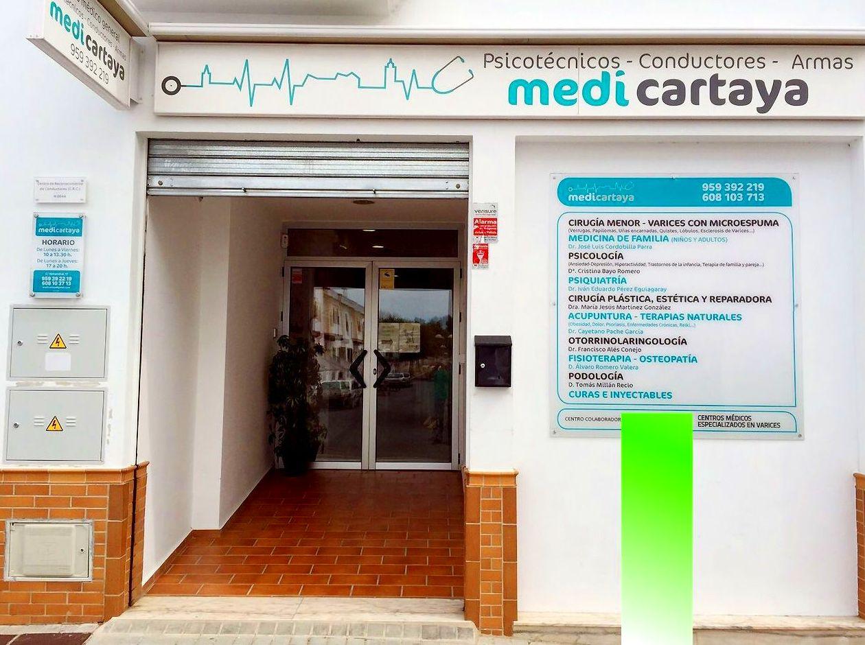 Foto 1 de Especialidades Médicas en Cartaya | Medicartaya