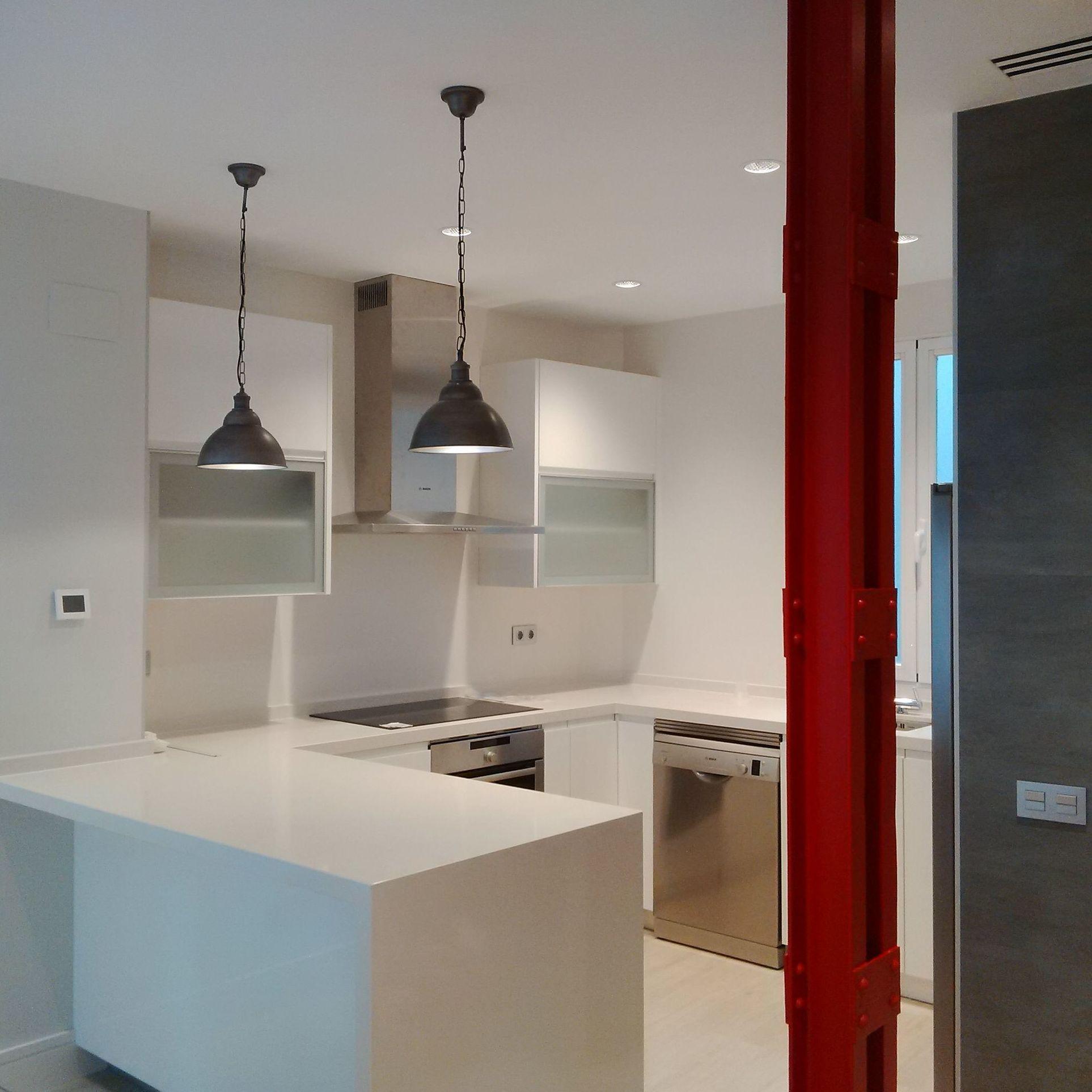 Reforma de pisos en madrid reforma integral de un piso en for Reformas de pisos en madrid