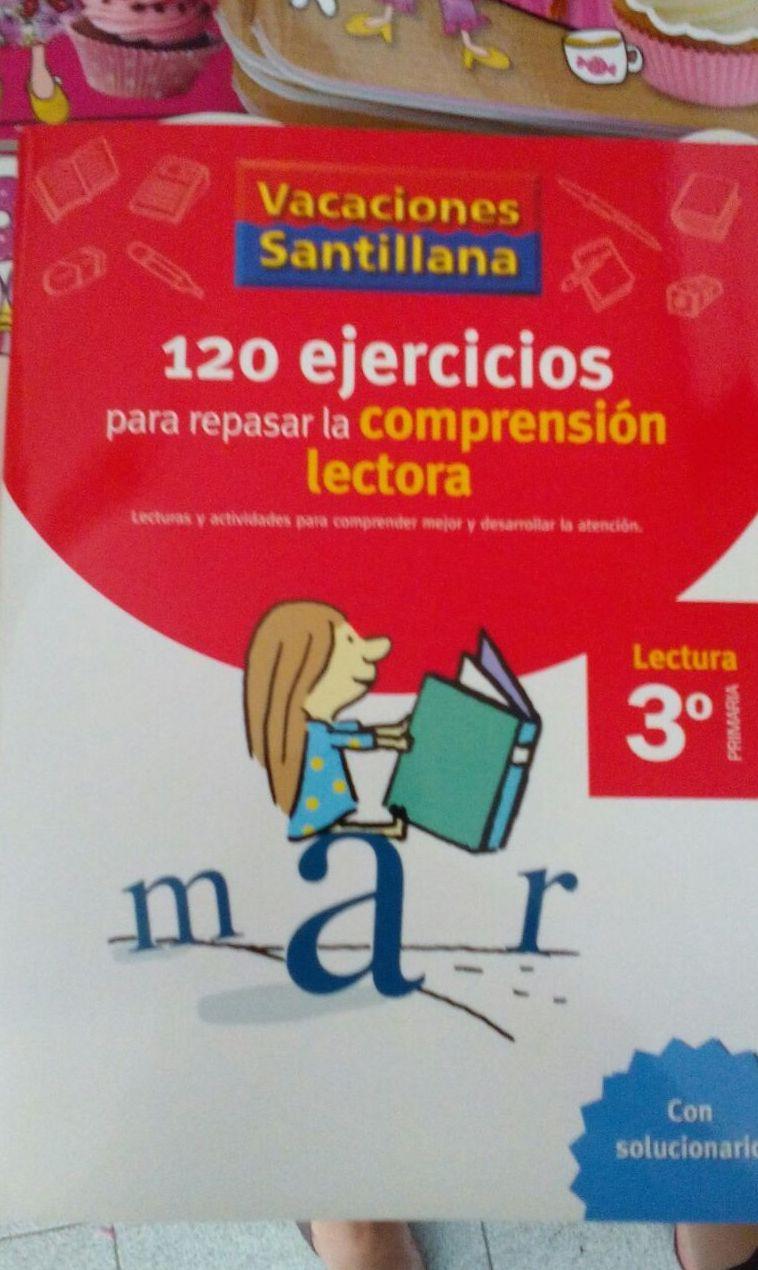 LIBROS DE REPASO PARA VACACIONES
