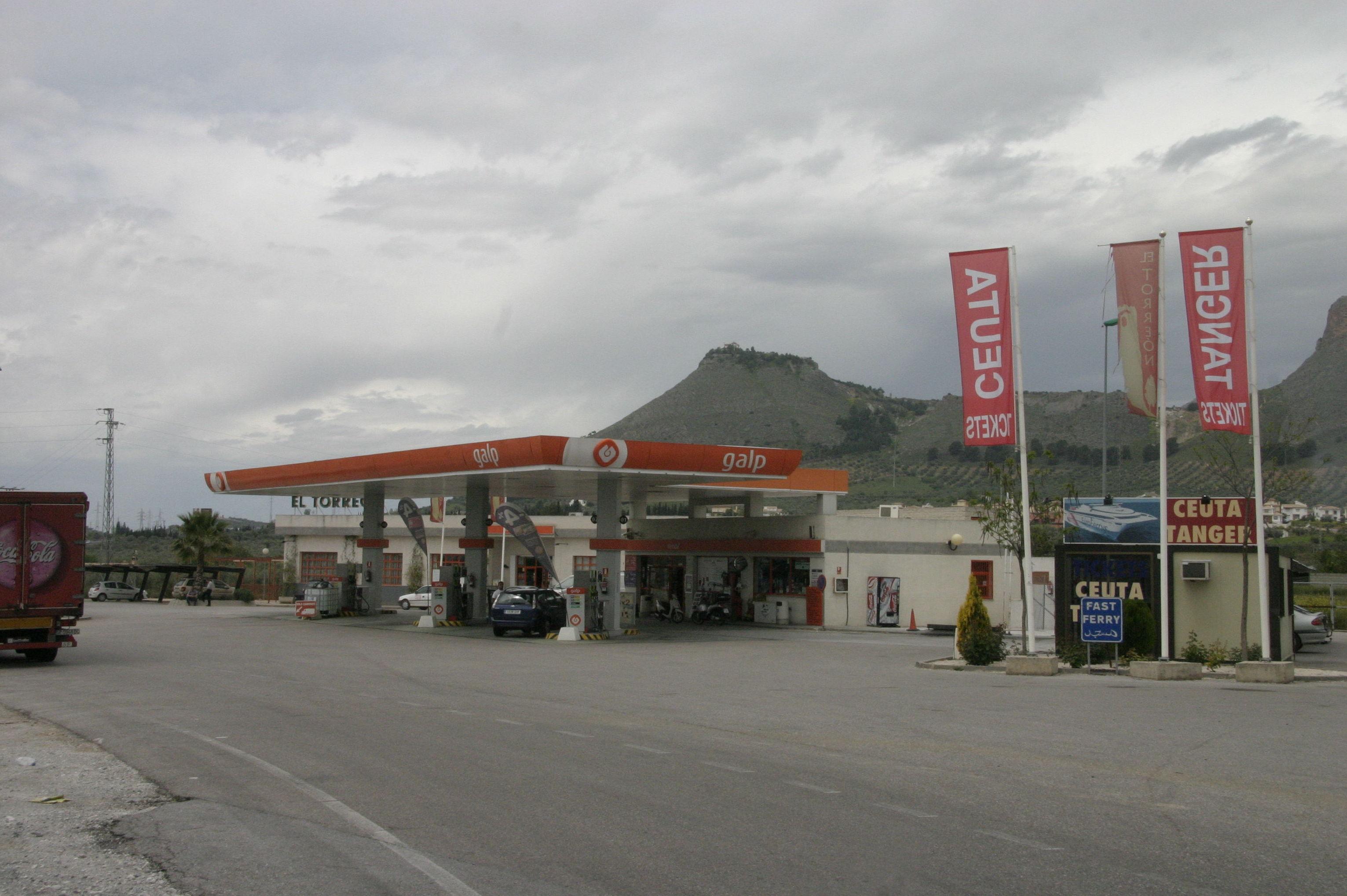 Gasolinera de Albolote