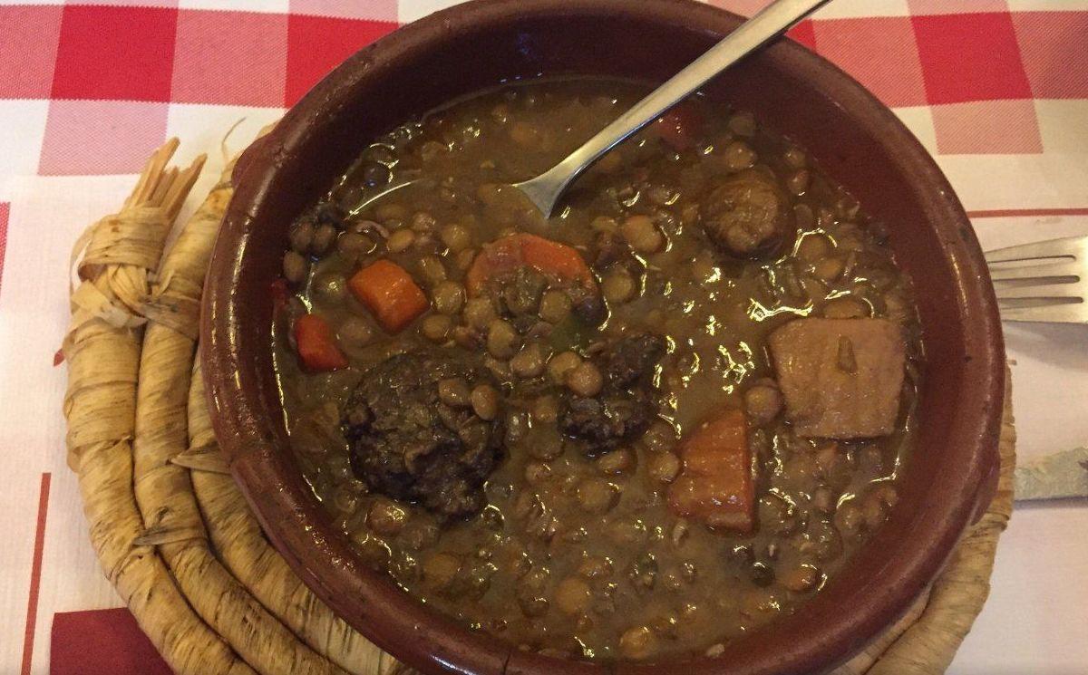 Menú del día Poble Sec Barcelona