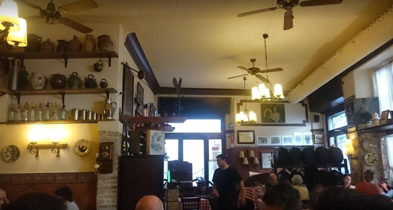 Restaurante Poble Sec