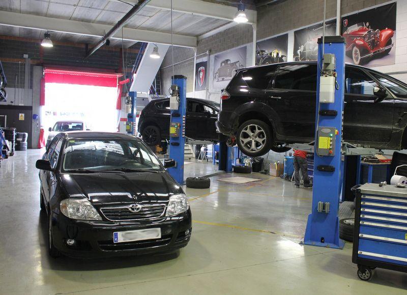 Reparación de vehículos en Ripollet, Barcelona