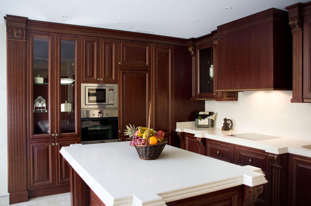 Muebles de cocina clasicos great schmidt cocinas empresa - Fabricantes de cocinas en madrid ...