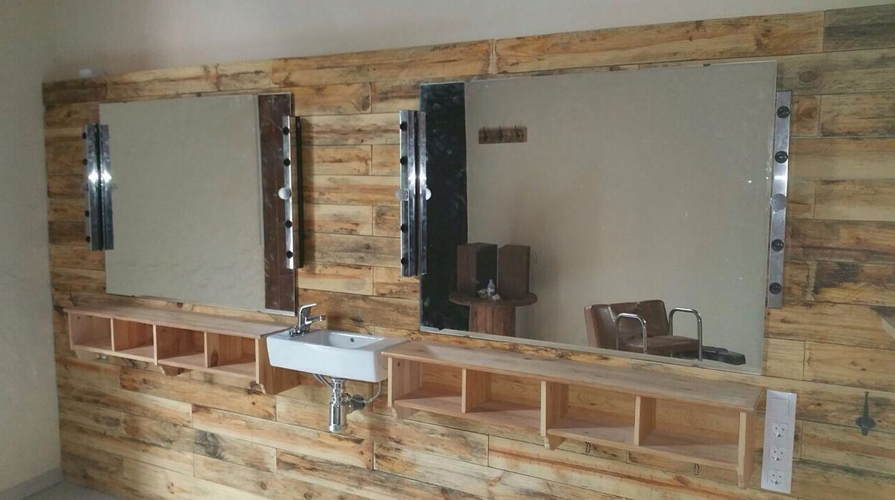 Espejos para peluquer a servicios de cristaler a la herradura for Precio de espejos de pared