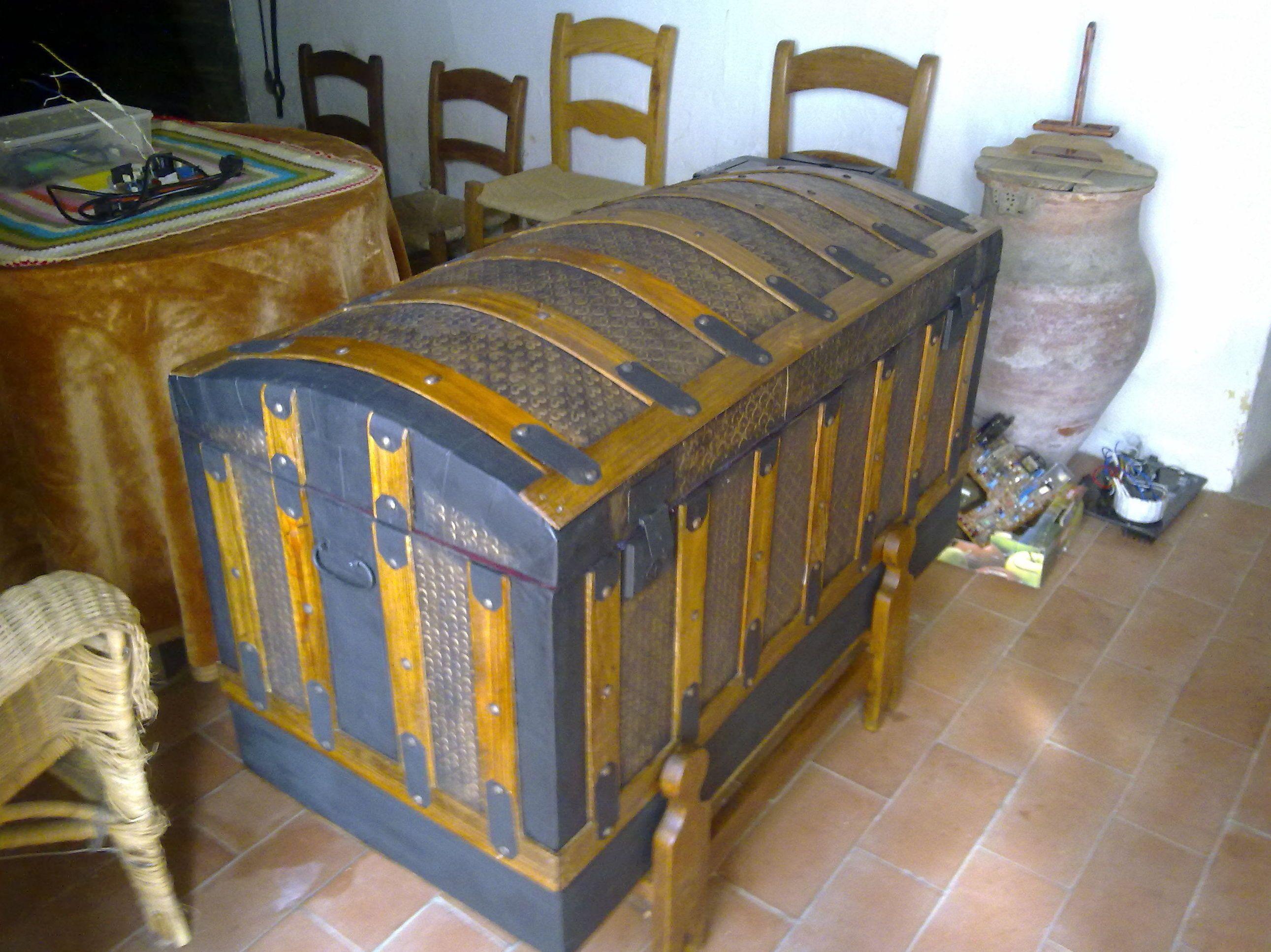 Recuperar muebles viejos cmo hacer estantes y estanteras - Recuperar muebles viejos ...