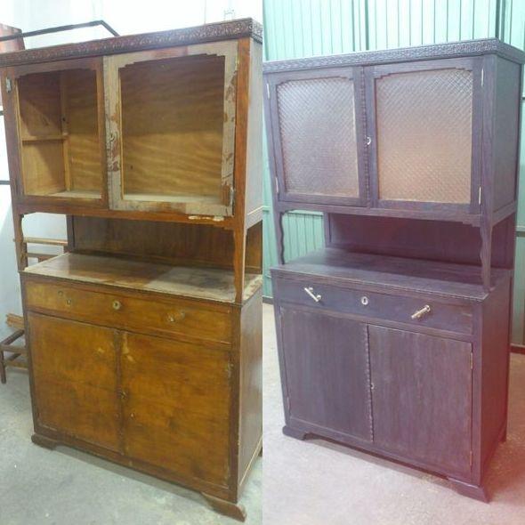 Foto 12 de restauraci n de muebles y antig edades en la for Restaurar muebles viejos antes y despues