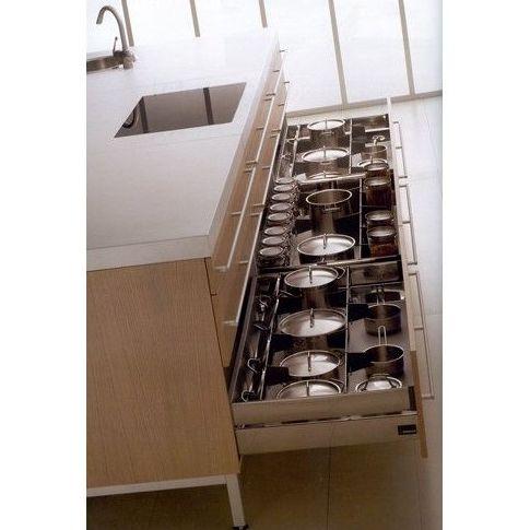 mueble de cocina gavetero gran capacidad