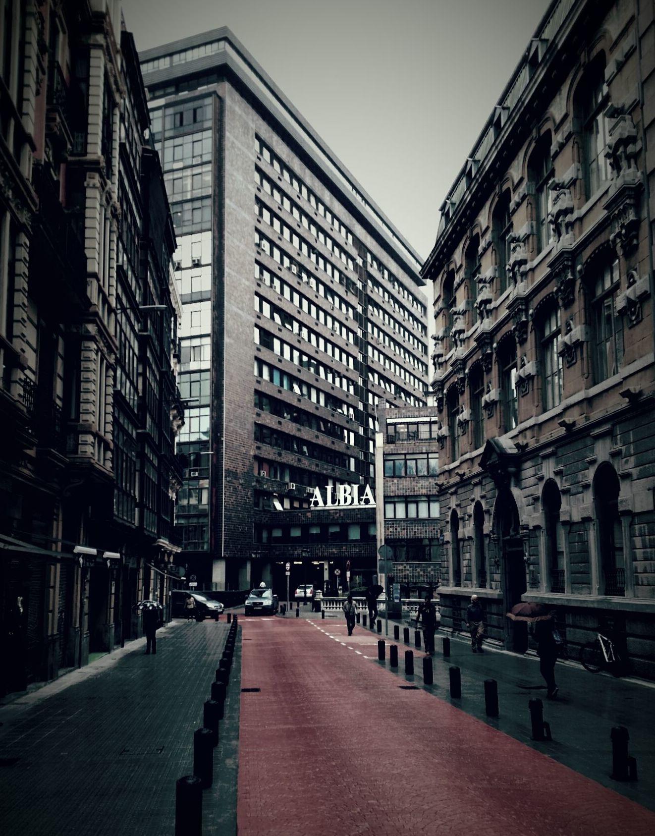 Edificio Albia\u002D Bilbao.