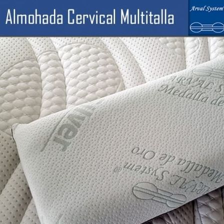 Almohada Cervical Viscolastica